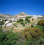 Greece, Cyclades, Island Naxos: largest island in the Cyclades island group - Aperathos also Apiranthos or Apirathos: mountain village | Griechenland, Kykladen, Insel Naxos: groesste Insel der Kykladen - Aperathos auch Apiranthos oder Apirathos: Bergdorf auf Naxos