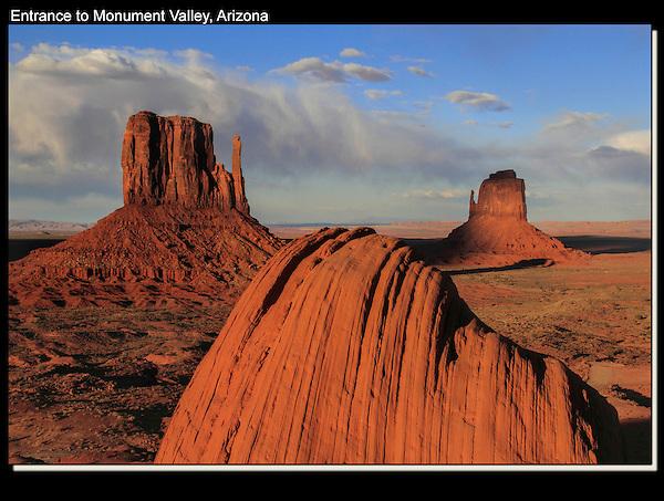 Monument Valley Navajo Tribal Park, Arizona.<br /> John Kieffer offers Monument Valley photo tours. Year-round Utah photo tours.