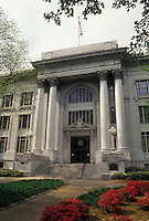 AJ4145, Chattanooga, Tennessee, Courthouse in Chattanooga in the state of Tennessee.
