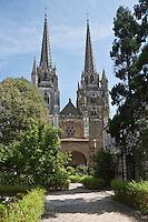 Europe/France/Aquitaine/64/Pyrénées-Atlantiques/Pays-Basque/Bayonne: Cathédrale Sainte-Marie