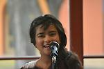 Purnima Siwa from Nepal.