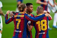 2020.09.19 Gamper FC Barcelona VS Elche CF