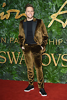 Olly Murs<br /> arriving for The Fashion Awards 2018 at the Royal Albert Hall, London<br /> <br /> ©Ash Knotek  D3466  10/12/2018