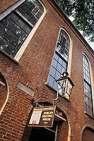 African Meeting House, Beacon Hill, Boston, MA.  Smith Court.  1806.  Oldest black church in America