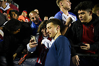 Cary, N.C. - Tuesday March 27, 2018: Andrija Novakovich during an International friendly game between the men's national teams of the United States (USA) and Paraguay (PAR) at Sahlen's Stadium at WakeMed Soccer Park.