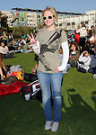 """Kristen Bell  at The Invisible Children's """"THE RESCUE"""" Rally at City Hall in Santa Monica, California on April 25,2009                                                                     Copyright 2009 DVS / RockinExposures"""
