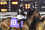 February 13, 2021: Santa Cruiser in the Risen Star Stakes at Fair Grounds Race Course in New Orleans, Louisiana. Parker Waters/Eclipse Sportswire/CSM