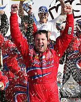 DAYTONA BEACH, FL - FEBRUARY 18:  Tony Stewart at Daytona International Speedway in Daytona Beach, Florida<br /> <br /> <br /> People:  Tony Stewart