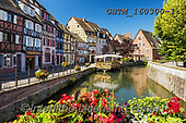 Tom Mackie, LANDSCAPES, LANDSCHAFTEN, PAISAJES, photos,+Colmar, Alsace, France,Alsace, Colmar, EU, Europa, Europe, European, France, Tom Mackie, ancient, antique, architecture, beau+ty, blue, building, canal, city, color, colorful, colour, colourful, culture, exterior, famous, flower, flowers, french, half+-timbered, heritage, historic, history, holiday, holiday destination, horizontally, horizontals, house, idyllic, medieval, ol+d, pattern, red, reflect, reflected, reflecting, reflection, river, sky, street, style, tourism, tourist, tourist+,GBTM160300-1,#l#, EVERYDAY