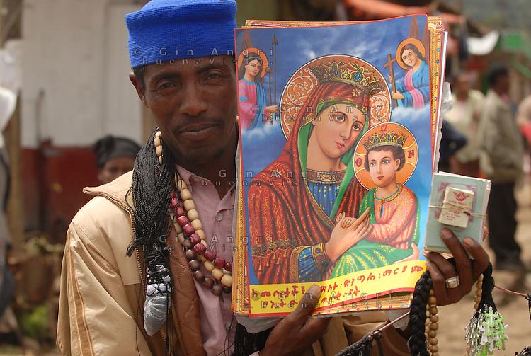 Monastero di Debre Libanosi cristiani copti etiopi.Debre Libanos monasteryr christian copti ethiopian people