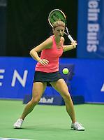 19-12-13,Netherlands, Rotterdam,  Topsportcentrum, Tennis Masters,  Quirine Lemoine (NED)<br /> Photo: Henk Koster