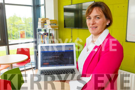 Aoife Ni Mhuiri of Salaso and from Abbeydorney, has designed a software package which assists physiotherapy patients in their recovery from Covid-19.The software will be used by the HSE, the NHS and New York healthcare provider Northwell Health