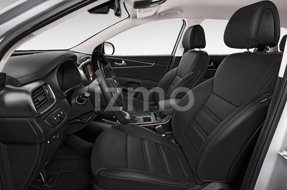 Front seat view of a 2015 KIA Sorento Fusion AWD 5 Door Suv Front Seat car photos