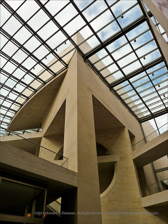 German Historical Museum Addition, Berlin by I M Pei
