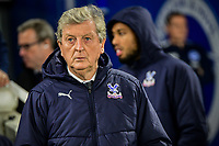 Roy Hodgson Manager of Crystal Palace ,during the Premier League match between Brighton and Hove Albion and Crystal Palace at the American Express Community Stadium, Brighton and Hove, England on 4 December 2018. Photo by Edward Thomas / PRiME Media Images.