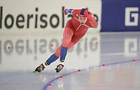 SCHAATSEN: HEERENVEEN: 28-12-2020, IJsstadion Thialf, WK Kwalificatie, Bart de Vries, ©foto Martin de Jong