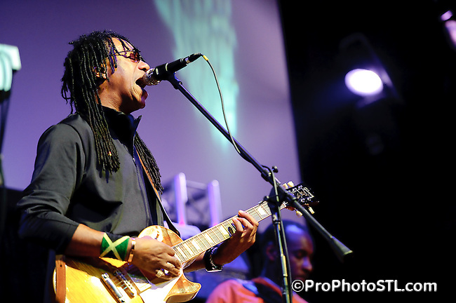 The Original Wailers in concert at Voodoo Lounge of Harrah's Casino in Maryland Heights, MO on March 25, 2010.