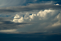 Clouds over Kauai, Hawaii