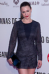 20.06.2012. Premier in the Callao cinema in Madrid in the ´Tengo Ganas de Ti´,  directed by Fernando Gonzalez Molina and starring Mario Casas, Clara Lago and Maria Valverde. In the image Natalia Verbeke   (Alterphotos/Marta Gonzalez)