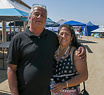 Jack and Mary during the Numaga Indian Days Pow Wow in Hungry Valley on Saturday, Sept. 1, 2018.