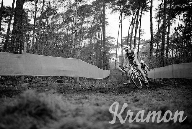Jeremy Powers (USA/Rapha-Focus)<br /> <br /> Zolder CX UCI World Cup 2014