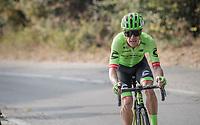 Rigoberto Uran (COL/Cannondale-Drapac) soloing towards victory<br /> <br /> 98th Milano - Torino 2017 (ITA) 186km