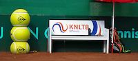 Netherlands, Rotterdam August 05, 2015, Tennis,  National Junior Championships, NJK, TV Victoria, Bench<br /> Photo: Tennisimages/Henk Koster