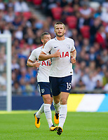 Tottenham's Eric Dier during the pre season friendly match between Tottenham Hotspur and Juventus at White Hart Lane, London, England on 5 August 2017. Photo by Andrew Aleksiejczuk / PRiME Media Images.