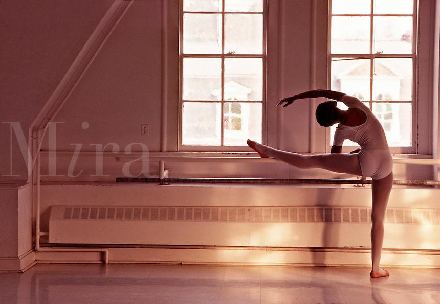 Ballet at Cornell University.