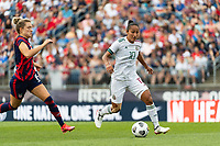 EAST HARTFORD, CT - JULY 5: Stephany Mayor #10 of Mexico during a game between Mexico and USWNT at Rentschler Field on July 5, 2021 in East Hartford, Connecticut.