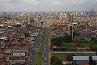 Vistas de bairros de Belém.<br /> Belém, Pará, Brasil.<br /> Foto Paulo Santos<br /> 27/01/2009