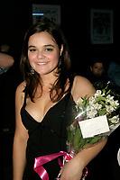 Valerie Boivin, Star Academie<br /> Photo :J.P Proulxl / Images Distribution