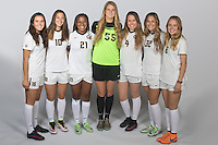 BERKELEY, CA - August, 7, 2016: (Left to right) Kelly Fitzgerald, Arielle Ship, Zoe Clark, Maddie Julian, Alexa Vandevanter, Lynsey Hromatko, Emma Fletcher