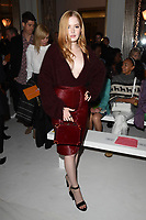 Ellie Bamber<br /> at the Jasper Conran SS18 Show as part of London Fashion Week, London<br /> <br /> <br /> ©Ash Knotek  D3308  16/09/2017