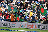 20th March 2021; Dunedin, New Zealand;  Fans and Alesha Mart sponsor during the New Zealand Black Caps v Bangladesh International one day cricket match. University Oval, Dunedin.