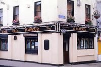 Corner pub near Guiness Brewery, Dublin,Ireland