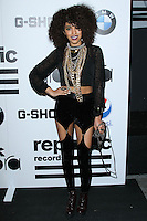 WEST HOLLYWOOD, CA - JANUARY 26: Jetta at the Republic Records 2014 GRAMMY Awards Party held at 1 OAK on January 26, 2014 in West Hollywood, California. (Photo by David Acosta/Celebrity Monitor)