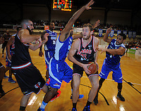 140613 National Basketball League - Saints v Rams