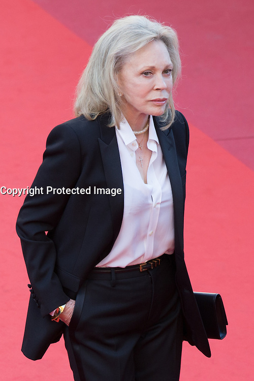 Faye Dunaway - CANNES 2016 - MONTEE DU FILM 'THE LAST FACE'
