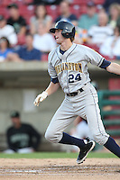 September 10, 2009: Ryan Wood of the Burlington Bees. The Bees are the Midwest League affiliate for the Kansas City Royals. Photo by: Chris Proctor/Four Seam Images