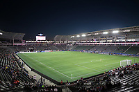 Carson, CA - Sunday January 28, 2018: StubHub Center prior to an international friendly between the men's national teams of the United States (USA) and Bosnia and Herzegovina (BIH) at the StubHub Center.