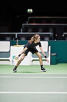 Rotterdam, The Netherlands, Februari 8, 2016,  ABNAMROWTT, BallGirl<br /> Photo: Tennisimages/Henk Koster