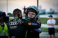 #39 CarBahn with Peregrine Racing Audi R8 LMS GT3, GTD: Richard Heistand, Jeff Westphal, winners