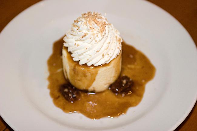 Cheesecake Dessert, Town Hall Restaurant, San Francisco, California
