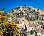 Spanien, Balearen, Mallorca, Kuenstlerdorf Deia   Spain, Balearic Islands, Mallorca, artist's village Deia