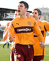 Dundee v Motherwell 9th Jan 2011