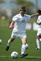 Carolyn Blank, U-16 US GNT, March 12, 2004