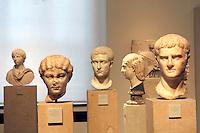Germania Berlino 2007 museo di antichità Busti romani