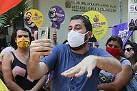 30.09.2020 - Guilherme Boulos visita o Largo Treze de Maio em SP