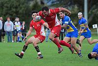 180512 Horowhenua Kapiti Premier Club Rugby - Toa v Paraparaumu